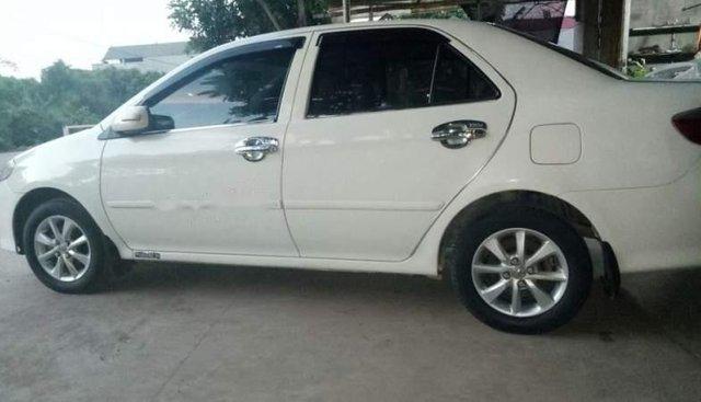 Bán Toyota Vios G năm sản xuất 2005, màu trắng, nhập khẩu