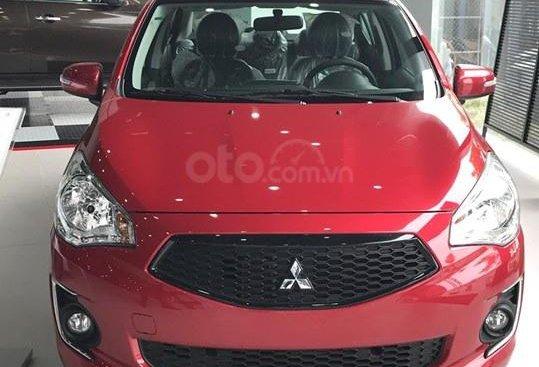 Bán Mitsubishi Attrage CVT 2019-xe có sẵn