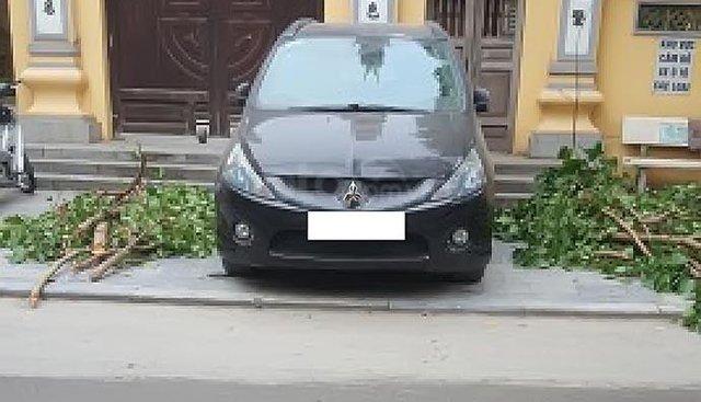 Cần bán gấp Mitsubishi Grandis 2.4 AT 2009, màu đen