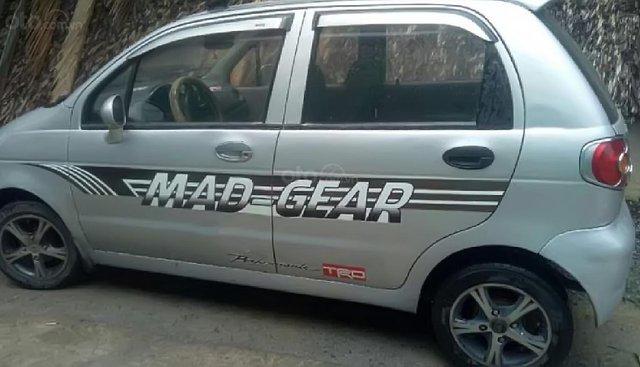 Bán Daewoo Matiz màu bạc, số sàn, đời 2005