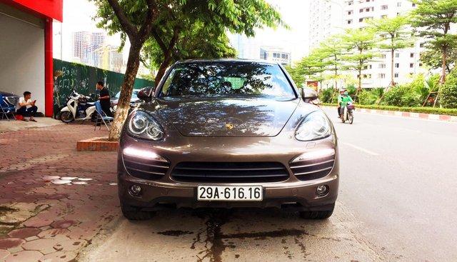 Cần bán Porsche Cayenne 3.6L 2013, màu nâu, nhập khẩu nguyên chiếc