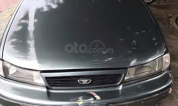 Bán xe Daewoo Cielo 1.5 MT đời 1995, màu xanh lam, nhập khẩu nguyên chiếc xe gia đình, giá chỉ 55 triệu