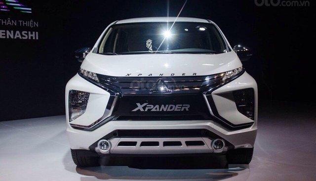 Bán Mitsubishi Xpander số tự động, nhập khẩu 2019, hỗ trợ trả góp