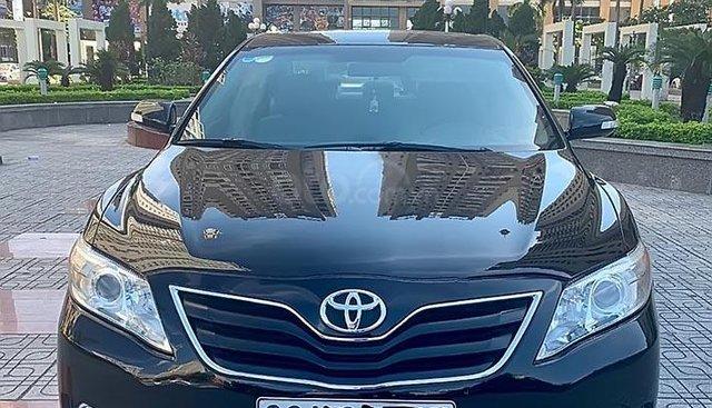 Bán Toyota Camry 2.5 LE năm sản xuất 2009, màu đen, xe nhập Mỹ