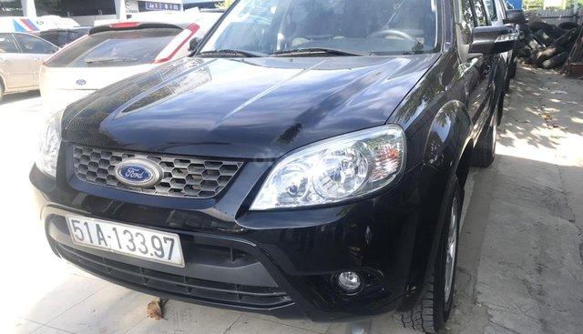 Bán ô tô Ford Escape 2.3 L AT XLS, 1 cầu sản xuất 2011, màu đen giá cạnh tranh