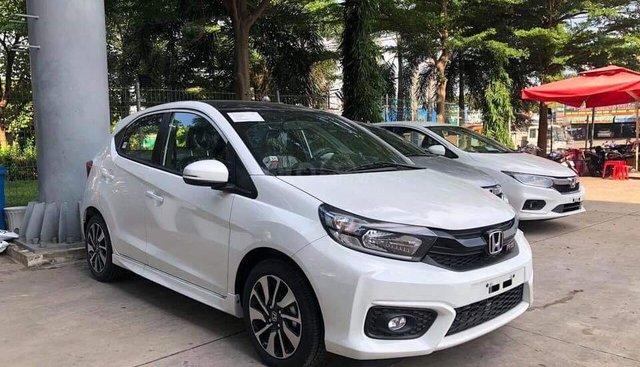 Honda Brio RS 2019, Honda Ô tô Đắk Lắk - Hỗ trợ trả góp 80%, giá ưu đãi cực tốt – Mr. Trung: 0943.097.997