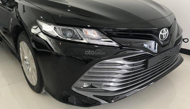Toyota Camry 2019: Cập nhật thông tin giá xe Camry G nhập khẩu