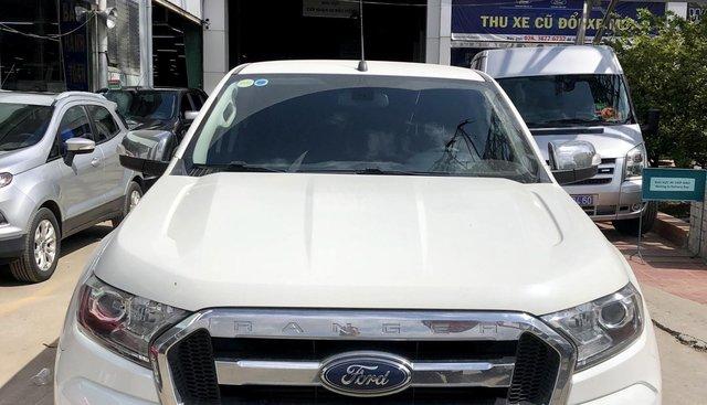 Ranger XLT MT 2016 xe bán tại hãng Western Ford có bảo hành