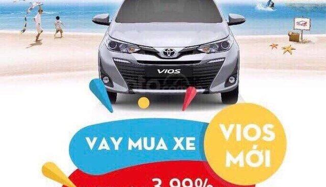 Toyota Vios 2019 giảm giá hấp dẫn khuyến mãi cực chất, giá chỉ từ 490 triệu, liên hệ: 094 7979 303