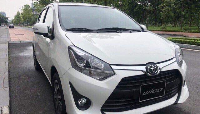 Giá xe Toyota Wigo 1.2G AT 2019, nhập khẩu, giảm giá mạnh, hỗ trợ trả góp, LH ngay 0978835850 để được hỗ trợ