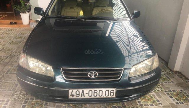 Bán ô tô Toyota Camry GLI đời 1999, màu xanh lam, giá tốt