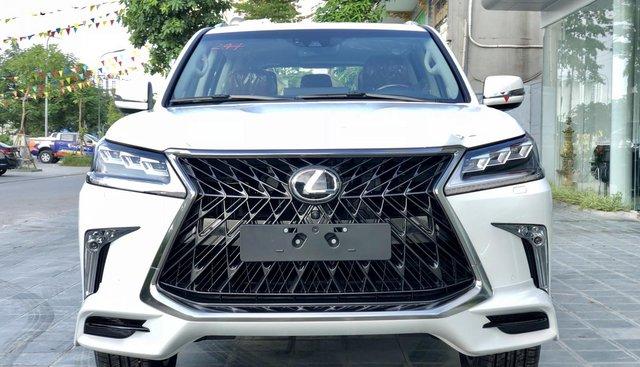 Bán Lexus LX570S Supersport năm 2018, màu trắng, nhập khẩu nguyên chiếc