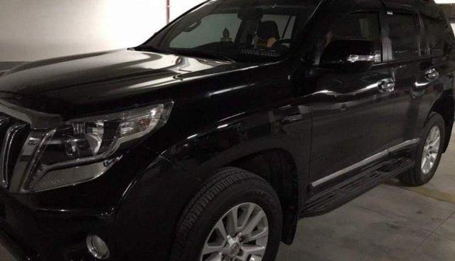 Bán xe Toyota Prado chính chủ, xe gia đình đi 1 tài, màu đen, mới 95%