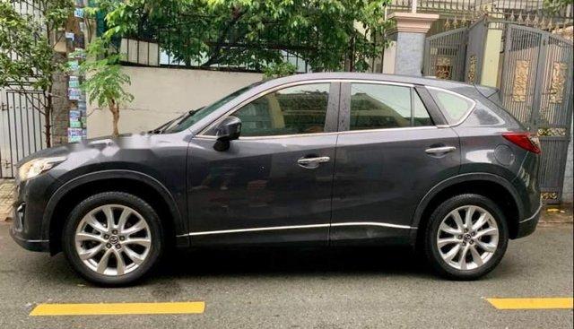 Cần bán xe Mazda CX5 màu xám, sản xuất năm 2013 đăng ký lần đầu năm 2014, chính chủ đứng tên