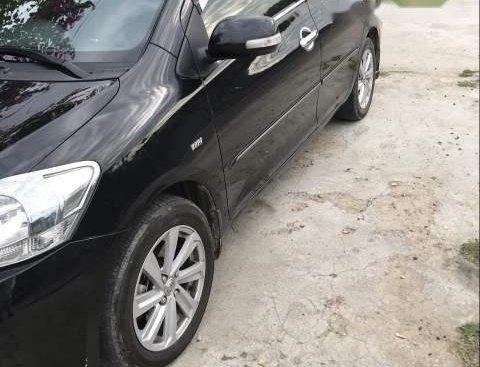 Gia đình bán Toyota Vios năm 2009, màu đen