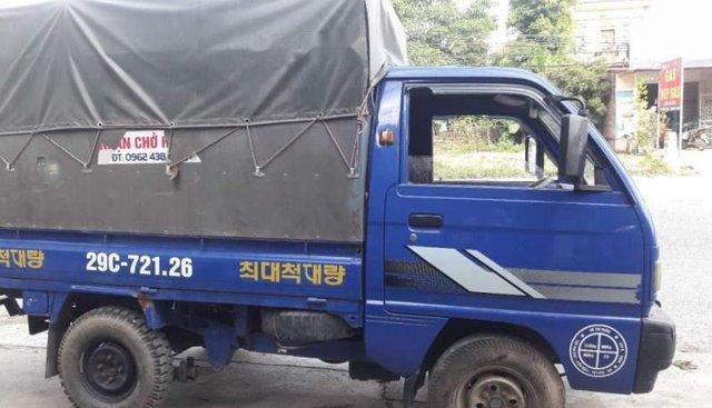 Bán xe Daewoo Labo 2006, màu xanh lam, xe nhập