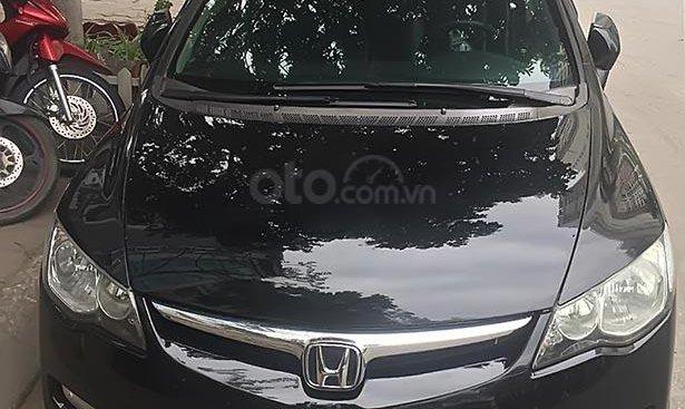 Bán xe Honda Civic 2.0 AT đời 2008, xe tư nhân
