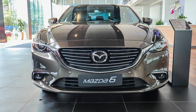 Bán Mazda 6 2.0 Premium sản xuất năm 2019 giá tốt nhất, ưu đãi 20tr