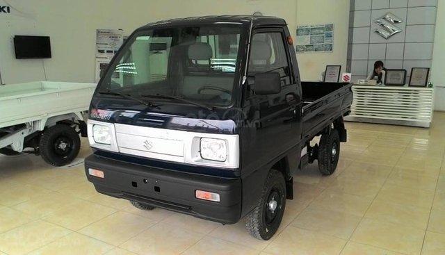 Bán xe Suzuki Carry năm sản xuất 2019, màu trắng, bao giấy tờ xe