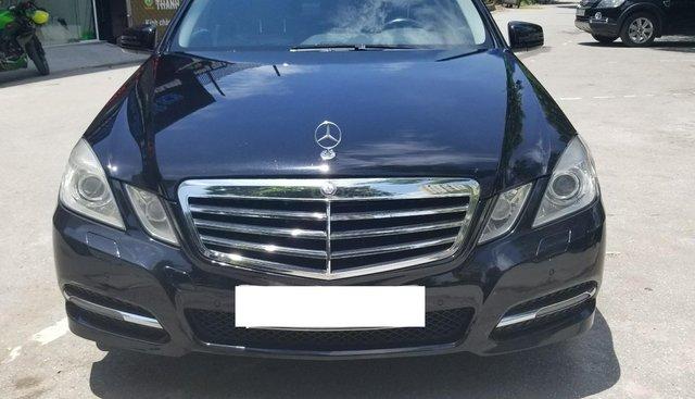 Bán Mercedes năm 2011, màu đen