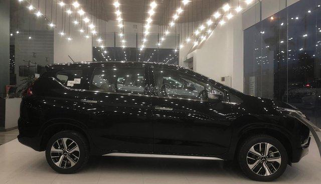 Bán Mitsubishi Xpander GLS năm sản xuất 2019, màu đen, nhập khẩu