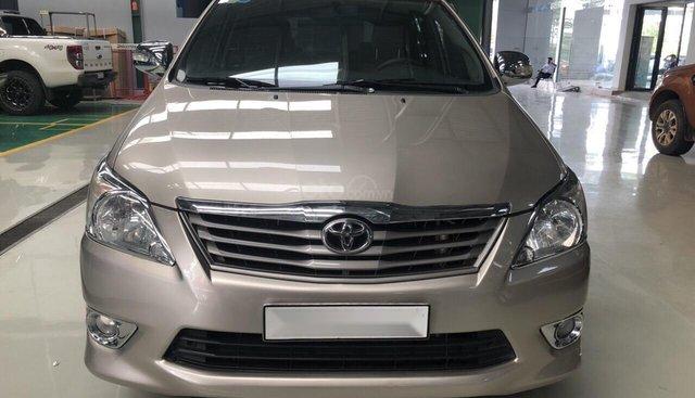 Bán Toyota Innova AT 2012 xe bán tại hãng Western Ford xe cực đẹp