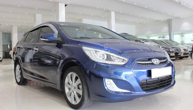 Bán Hyundai Accent Blue 2015, màu xanh lam, nhập khẩu