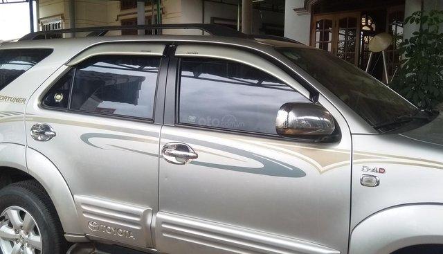 Bán xe Toyota Fortuner G đời 2010, màu bạc