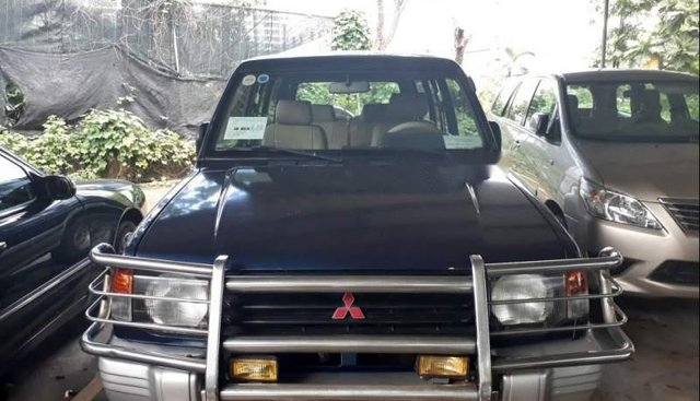 Bán Mitsubishi Pajero sản xuất năm 1998, màu xanh lam