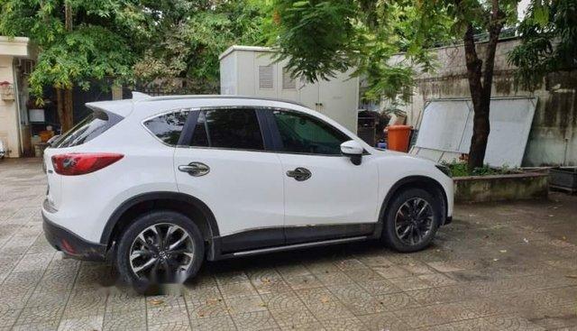 Bán Mazda CX 5 đời 2017, màu trắng