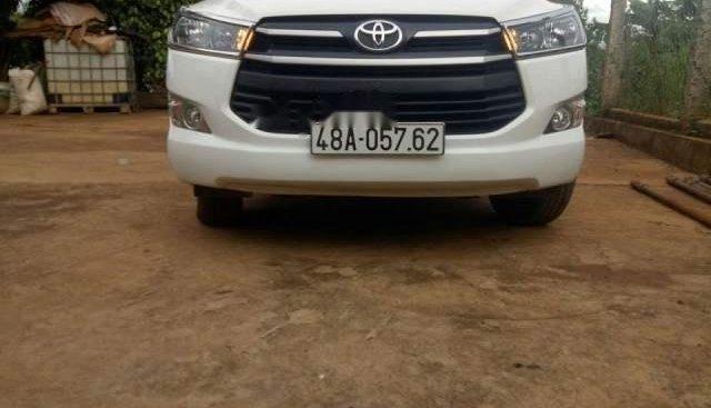 Bán Toyota Innova 2017, màu trắng, nhập khẩu