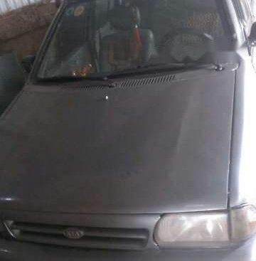 Bán xe cũ Kia Pride 1999, màu xám, nhập khẩu
