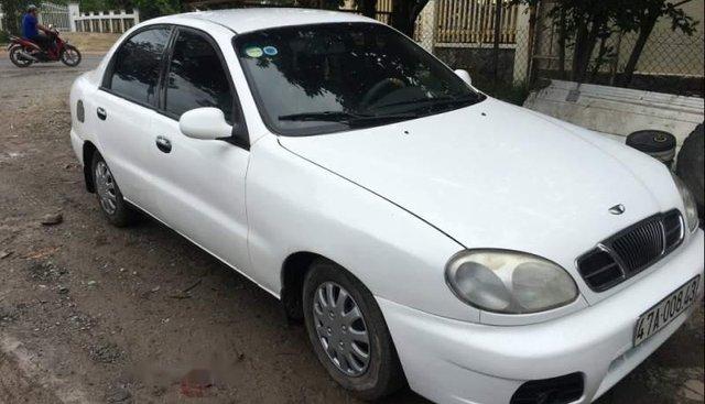 Cần bán lại xe Daewoo Lanos sản xuất 2003, màu trắng, nhập khẩu