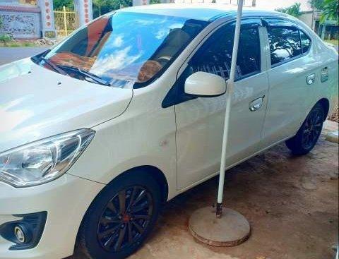 Bán Mitsubishi Attrage 2018, màu trắng, nhập khẩu