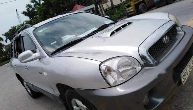 Bán Hyundai Santa Fe Gold năm 2003, nhập khẩu số tự động