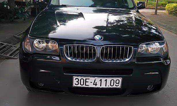 Bán BMW X3 số tự động, nhập khẩu Mỹ, Sx 2005, đăng ký lần đầu 2007