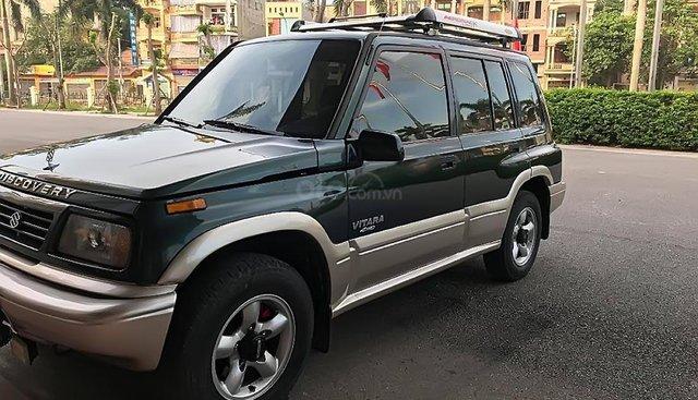 Bán xe Suzuki Vitara đời 2005, đăng kí 2006, xe không lội nước