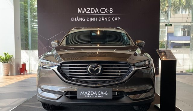 Bán Mazda CX8 sản phẩm hoàn toàn mới, lại giảm giá cực sốc cho KH đầu tiên