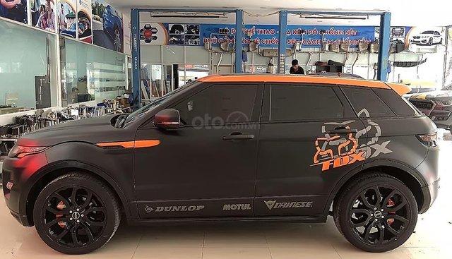 Bán xe LandRover Range Rover Evoque Dynamic đời 2012, màu đen, xe không đâm đụng ngập nước