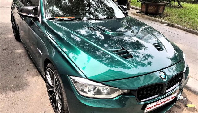 Bán ô tô BMW 3 Series 320i 2013, màu xanh cực chất, xe nhập khẩu