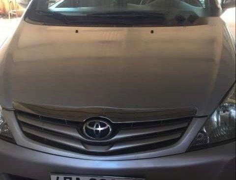 Cần bán lại xe Toyota Innova J đời 2007, giá 225tr