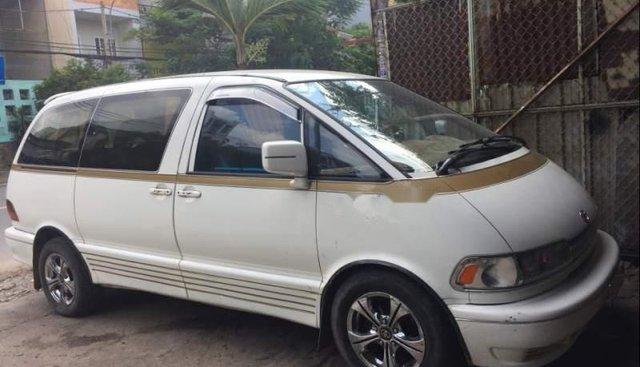 Bán Toyota Previa đời 1992, màu trắng, nhập khẩu