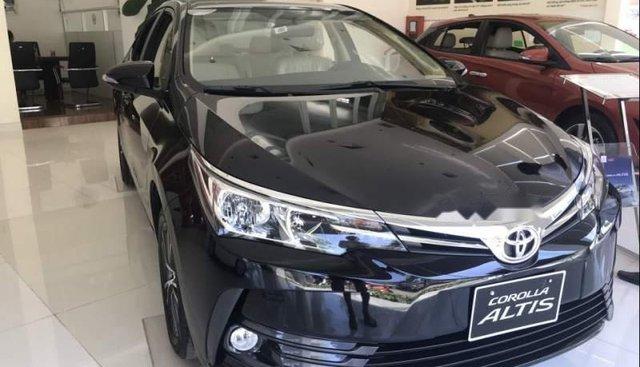 Bán Toyota Corolla altis 2019, màu đen