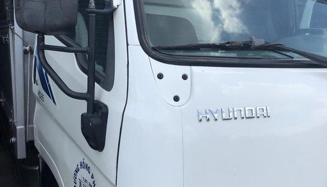 Bán Hyundai HD65, thùng kèo bạt, bửng nhôm, Đk 2011, nhập khẩu