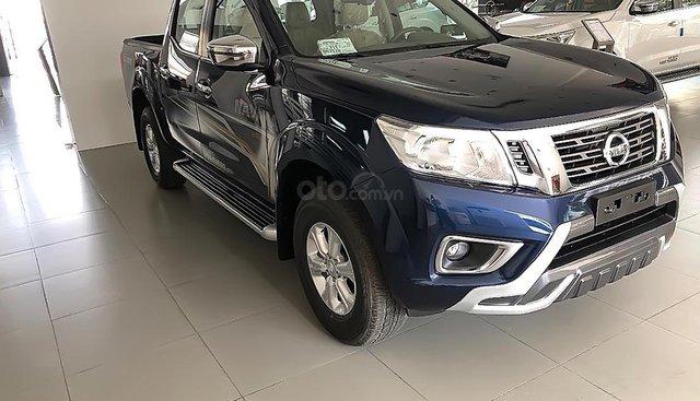 Bán ô tô Nissan Navara EL Premium R sản xuất 2019, màu xanh lam