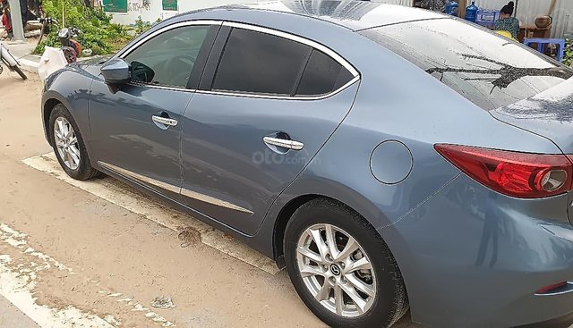 Bán ô tô Mazda 3 1.5 AT 2016, màu xanh lam, giá 570tr
