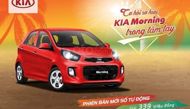 Bán Kia Morning phiên bản số tự động giá 339tr - Giá tốt phân khúc A