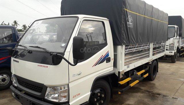 Bán xe Đô Thành IZ49 đời 2018, màu trắng, nhập khẩu, giá 268tr