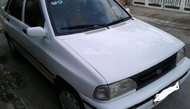 Bán xe Kia Pride B đời 2001, màu trắng, nhập khẩu nguyên chiếc giá cạnh tranh