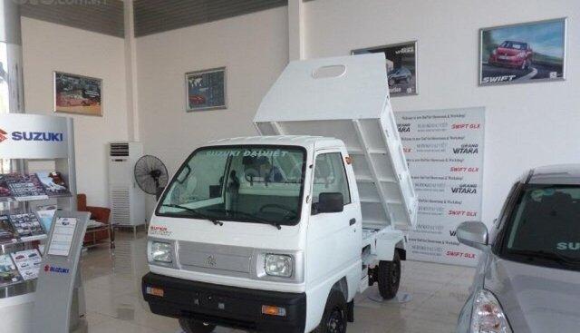Bán ô tô Suzuki Super Carry Truck 2019, màu trắng, xe nhập